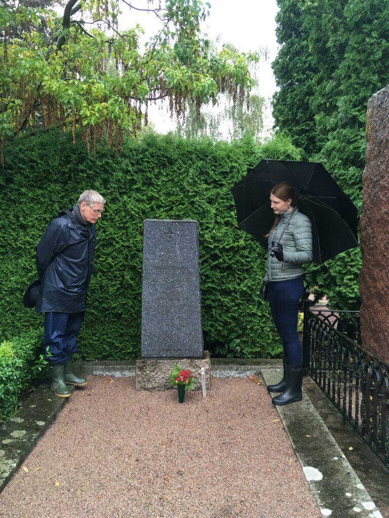 Erland Th Klingberg 200-årsdagen 17/8 2021