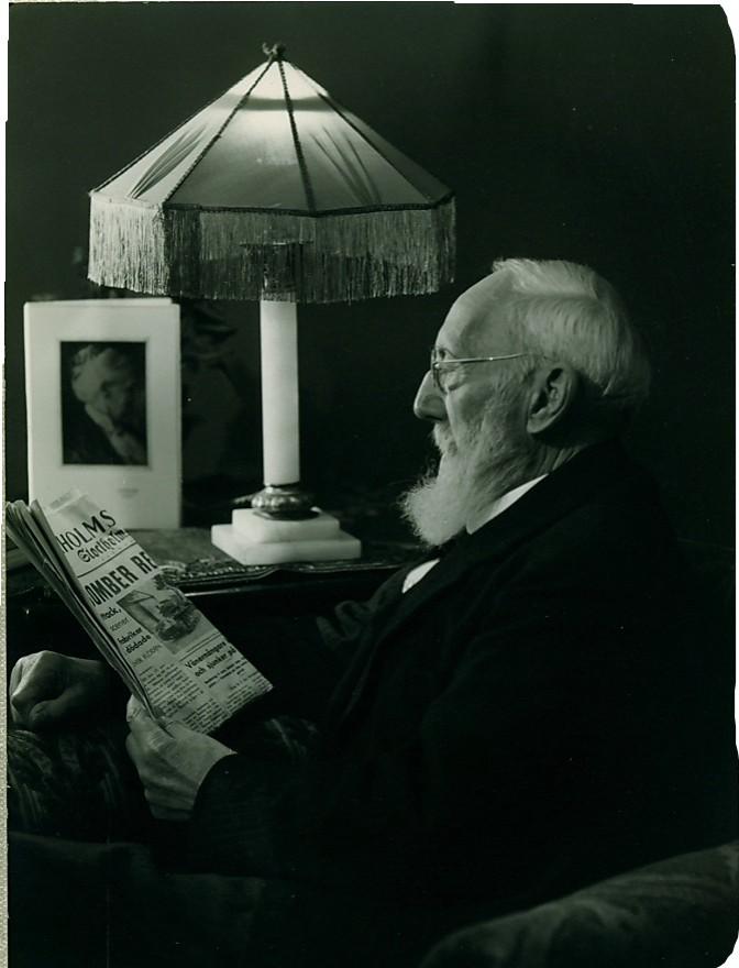 Gustaf Leonard Lyman (1848-1937)