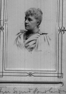Sigrid Nordlander, f. Klingberg