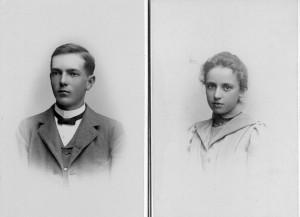 Torsten och Gerda Serrander