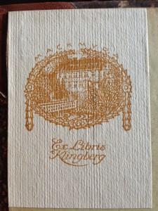 exlibris Klingberg